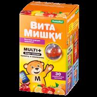 Витамишки Multi + (йод+холин) д/памяти и внимания пастилки жев. №30