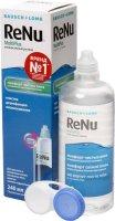 Раствор для контактных линз RENU Multi Plus 240мл + контейнер