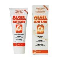 Алгель дезодорант-антиперсп. д/ног от пота и запаха 75мл (гель)
