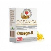 Океаника Омега-3 60%
