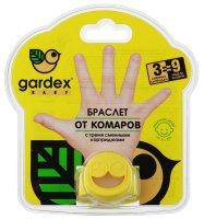 Гардекс Беби детский браслет от комаров + картридж сменный №3