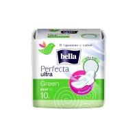 Прокладки гигиенические BELLA PERFECTA Green Ultra №10