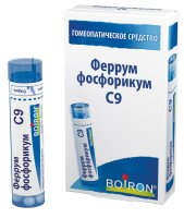 Феррум фосфорикум С30