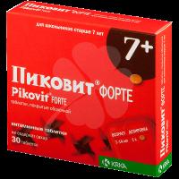 Пиковит форте таб. п/об. №30