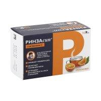 Ринзасип с витамином C саше(пор. д/р-ра орал.) 5г №10 (апельсин)
