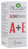 АЕвитамин с природными витаминами