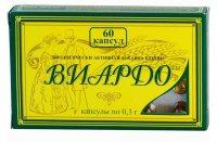 Виардо (масло зарод. пшеницы) капс. №60