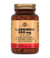 Солгар L-аргинин