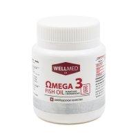 Омега-3 FISH OIL+Е рыбий жир с вит. Е