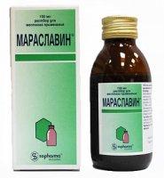 Мараславин фл.(жидк. наружн.) 100мл