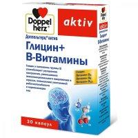 Доппельгерц Актив Витамин B + Глицин капс. №30