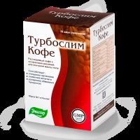 Турбослим кофе саше(пор.) 2г №10