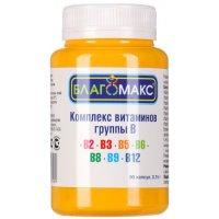 """Благомакс Комплекс витаминов группы """"В"""""""