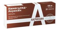 Нимесулид-Акрихин таб. 100мг №20