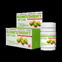 Компливит-Актив таб. п/об. №30 (банка полим.)