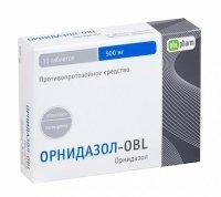 Орнидазол-OBL