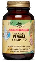 Солгар Натуральный Растительный Комплекс для женщин