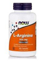 Нау Фудс (Now Foods) L-аргинин