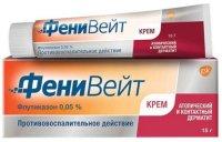 Фенивейт крем д/наружного применения 0,05% 15г