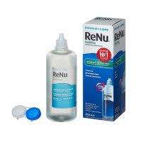 Раствор для контактных линз RENU Multi Plus 360мл + контейнер