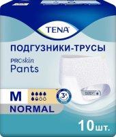 Подгузники-трусики для взрослых TENA Proskin Pants Normal Medium №10