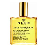 NUXE Сухое масло для лица, тела и волос HUILE PRODIGIEUSE 100 мл