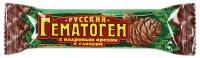 Гематоген русский плитка 40г (кедр. орех)