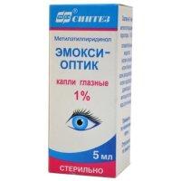 Эмокси-оптик фл.(капли глазн.) 1% 5мл