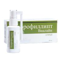 Хлорофиллипт-Виалайн