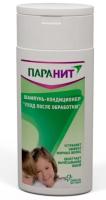 """Паранит шампунь-кондиционер """"Уход после обработки"""" 100мл"""
