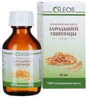 Масло косметическое OLEOS зародышей пшеницы 30мл