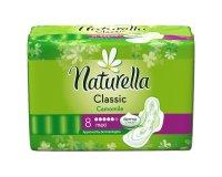 Прокладки гигиенические NATURELLA Camomile Classic Maxi №8