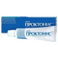 Проктонис крем п/геморрое 30мл
