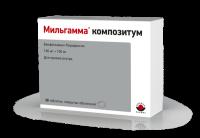 Мильгамма композитум таб. п/об. 100мг №30
