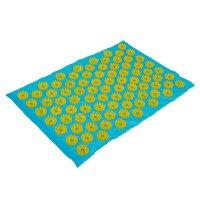 Иппликатор игольчатый коврик 85 колючек (25 х 40см)