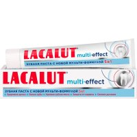 Зубная паста ЛАКАЛЮТ Мульти-эффект 75мл