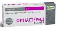 Финастерид-OBL таб. п/пл. об. 5мг №30