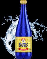 Вода минеральная BILINSKA KYSELKA (Билинская Киселка) 1л (н/газ.) (пэт)