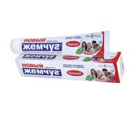 Зубная паста НОВЫЙ ЖЕМЧУГ кальций 75мл