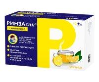 Ринзасип с витамином C саше(пор. д/р-ра орал.) 5г №10 (лимон)