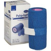 Бинт PEHA-HAFT Latexfree фикс. когезив. 4м х 10см (синий)