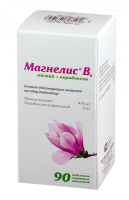 Магнелис В6 таб. п/об. №90 (бан.)