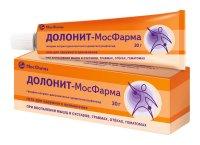 Долонит-Мосфарма гель 30г