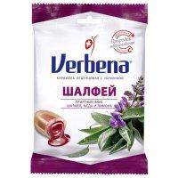 Леденцы Вербена Шалфей 60г