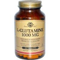 Солгар L-глутамин таб. 1000мг №60