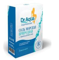 Соль морская DR. AQUA природная 500г №2