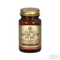 Солгар Альфа-липоевая кислота