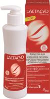Лактацид Фарма Экстра средство д/интимн. гигиены Противогрибковые компоненты (календула, бисаболол, вит. Е) 250мл