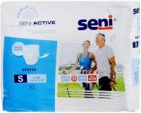 Подгузники-трусики для взрослых SENI ACTIVE Small №10