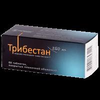 Трибестан таб. п/об. 250мг №60